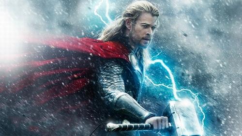 Video phim: Cảnh chiến đấu mãn nhãn của thần sấm Thor - 1