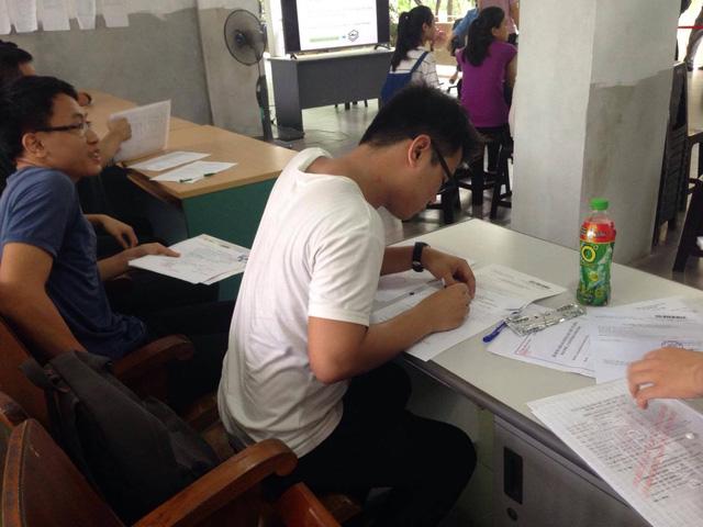 Đại học Đà Nẵng công bố điểm trúng tuyển - 1