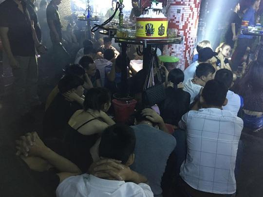 Bộ Công an đột kích bar Diamond Club ở Quảng Nam - 1