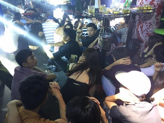 Bộ Công an đột kích bar Diamond Club ở Quảng Nam - 3