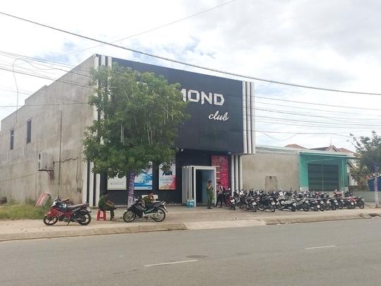 Bộ Công an đột kích bar Diamond Club ở Quảng Nam - 7