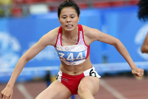 Đoàn Việt Nam ở Olympic ngày 10: Nguyễn Thị Huyền gây thất vọng - 2