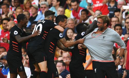 Liverpool - Klopp: Ngọn lửa không thể kiểm soát - 1