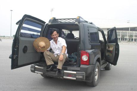 """Nghệ sĩ Quang Tèo: """"Nhà tôi chỉ có 35m2"""" - 3"""