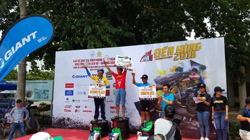 GIANT Việt Nam đồng hành cùng giải đua xe đạp địa hình - 6