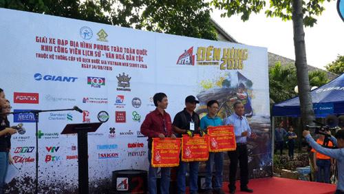 GIANT Việt Nam đồng hành cùng giải đua xe đạp địa hình - 1