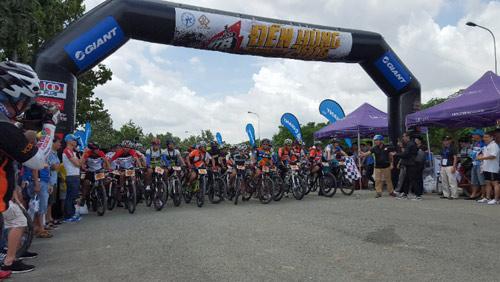 GIANT Việt Nam đồng hành cùng giải đua xe đạp địa hình - 4