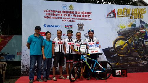 GIANT Việt Nam đồng hành cùng giải đua xe đạp địa hình - 7