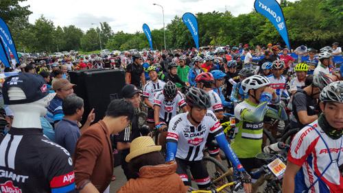 GIANT Việt Nam đồng hành cùng giải đua xe đạp địa hình - 2