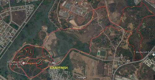 GIANT Việt Nam đồng hành cùng giải đua xe đạp địa hình - 3