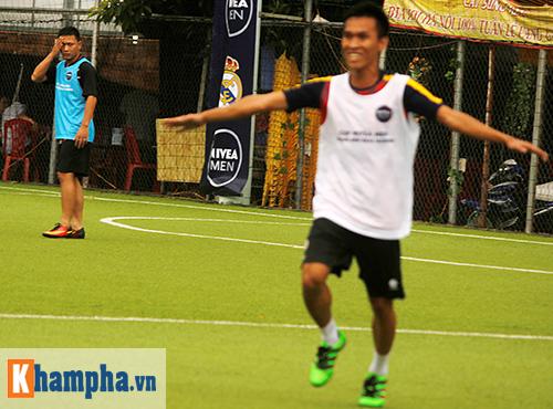 Đại diện bóng đá phủi Hà Nội tranh vé đến Real Madrid - 1