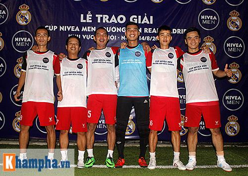 Đại diện bóng đá phủi Hà Nội tranh vé đến Real Madrid - 8
