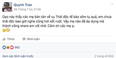 """Giải mã trào lưu thải độc tế bào đang """"sốt xình xịch"""" ở Hà Nội, Sài Gòn - 2"""