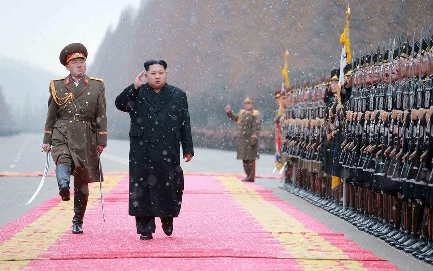 Bình Nhưỡng kêu gọi thống nhất bán đảo Triều Tiên - 1