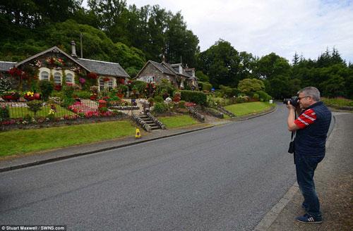 Biến vườn nhà thành điểm du lịch nổi tiếng ở Scotland - 5