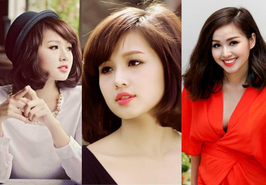 Thử ngay 8 kiểu tóc khiến mỹ nhân Vbiz phát cuồng - 7