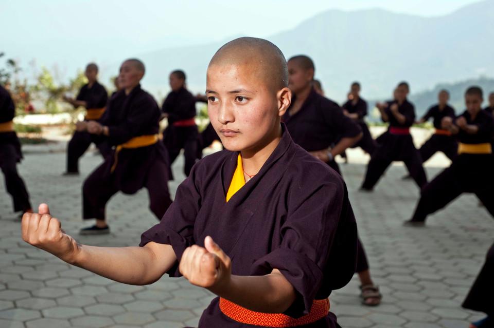 """Nơi huấn luyện ni cô thành """"tuyệt đỉnh kung fu"""" - 5"""