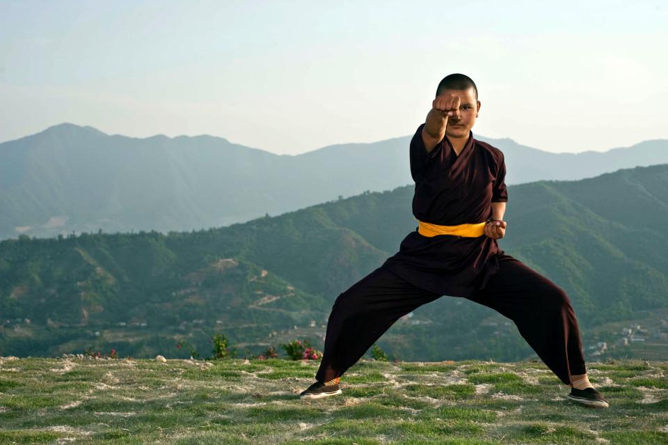 """Nơi huấn luyện ni cô thành """"tuyệt đỉnh kung fu"""" - 6"""