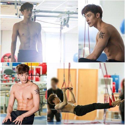 Những vận động viên thể thao hấp dẫn nhất màn ảnh Hàn - 6