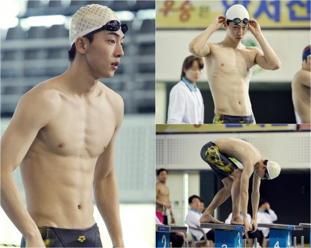 Những vận động viên thể thao hấp dẫn nhất màn ảnh Hàn - 8