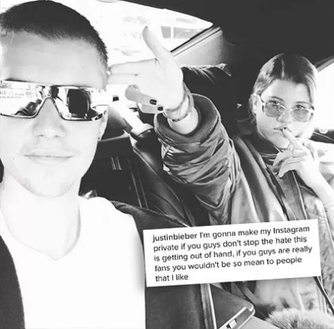 """Justin Bieber """"khẩu chiến"""" với Selena Gomez vì chân dài mới - 2"""