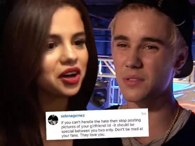 """Justin Bieber """"khẩu chiến"""" với Selena Gomez vì chân dài mới - 3"""