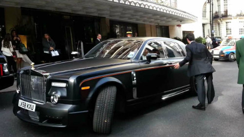 Top 10 xe Rolls Royce đắt đỏ nhất hành tinh - 6