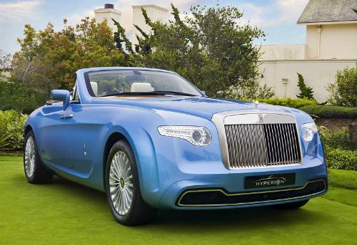 Top 10 xe Rolls Royce đắt đỏ nhất hành tinh - 8