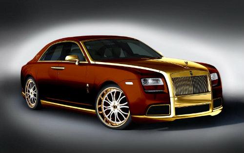 Top 10 xe Rolls Royce đắt đỏ nhất hành tinh - 7