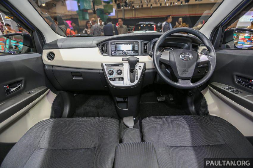 Ra mắt Daihatsu Sigra - Cặp song sinh với Toyota Calya - 5
