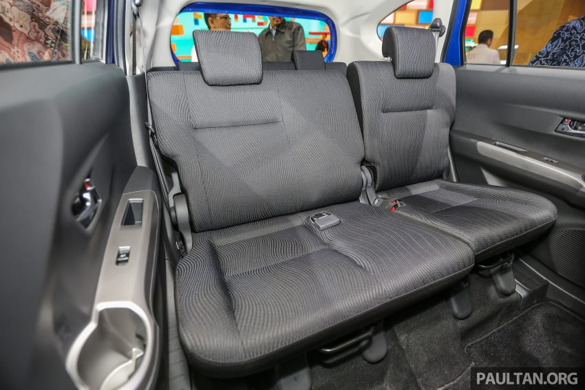 Ra mắt Daihatsu Sigra - Cặp song sinh với Toyota Calya - 6