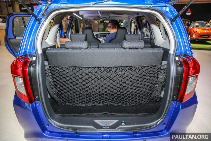 Ra mắt Daihatsu Sigra - Cặp song sinh với Toyota Calya - 7
