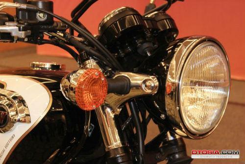 Ra mắt Kawasaki W800 giá 423,5 triệu đồng - 6