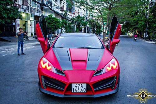 Vì sao giới độ xe Việt Nam ưa thích cửa cắt kéo của Lamborghini? - 6