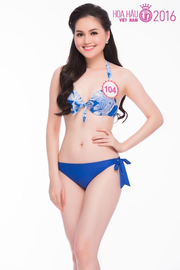Thêm thí sinh bị loại khỏi Hoa hậu Việt Nam 2016 - 2