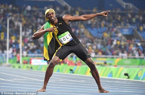 Pogba tính đua với Usain Bolt bằng... xe máy - 1