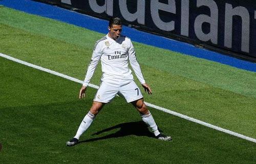 Võ sĩ quyền Anh ăn mừng hệt Ronaldo ở Olympic - 5