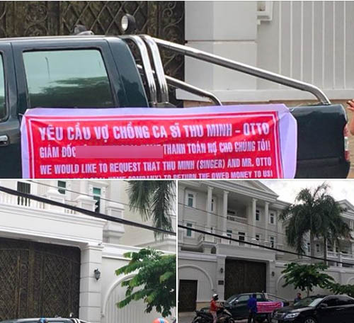 Công ty chồng Thu Minh lên tiếng về thông tin tố trốn nợ - 1