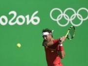 Nadal - Nishikori: Sức nhàn chống địch mỏi (Tranh HCĐ Olympic)