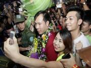 Thể thao - Hoàng Xuân Vinh: Khó nói hết tâm trạng trước phát súng giành HCV