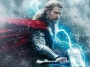 Video phim: Cảnh chiến đấu mãn nhãn của thần sấm Thor