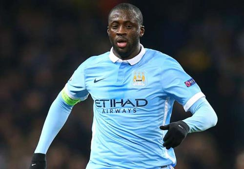 Man City: Pep thanh trừng, Yaya Toure hết cửa - 1