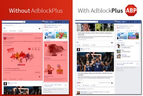 Adblock quyết chặn triệt để quảng cáo trên Facebook - 1