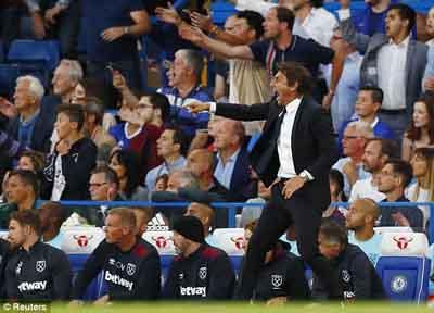 Chi tiết Chelsea – West Ham: Vỡ òa Stamford Bridge (KT) - 8