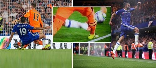 Chelsea: Thoát thẻ đỏ, Diego Costa thành cứu tinh - 7
