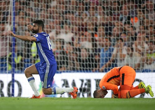 Chelsea: Thoát thẻ đỏ, Diego Costa thành cứu tinh - 2