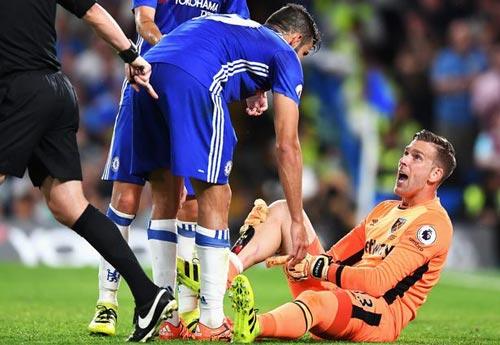 Chelsea: Thoát thẻ đỏ, Diego Costa thành cứu tinh - 4