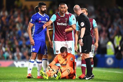 Chelsea: Thoát thẻ đỏ, Diego Costa thành cứu tinh - 5