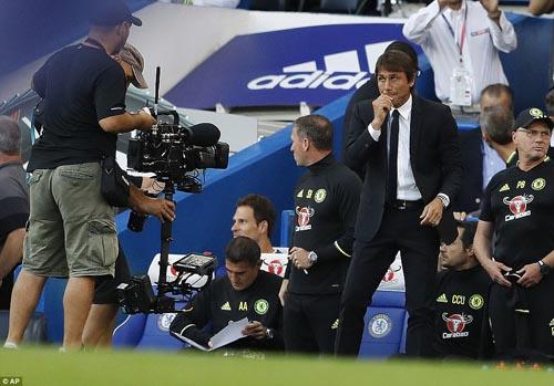 """Thắng trận ra mắt NHA, Conte """"sướng như điên"""" - 3"""