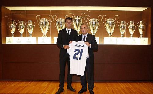 """Morata ra mắt Real, gửi chiến thư tới bộ ba """"B-B-C"""" - 3"""